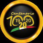 Logo centenario 1920 - 2020
