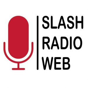 Logo Slash Radio Web