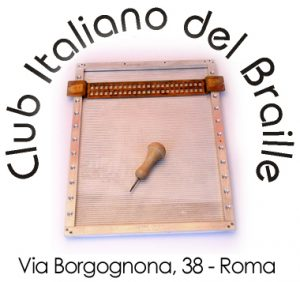 Logo Club Italiano del Braille