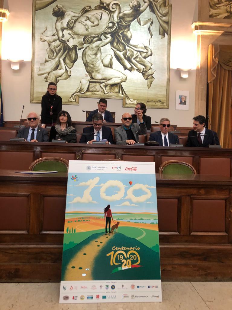 Foto 1 - Saluti istituzionali presso la Sala del Consiglio del comune di Catania