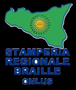 Logo Stamperia regionale braille onlus - Catania